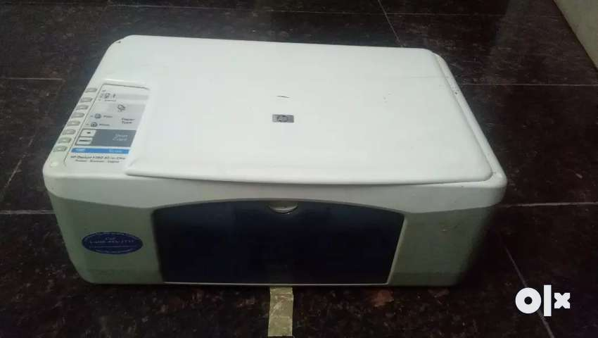 HP Deskjet F380 0