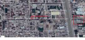 Two Shops and plot for sale main KPS Road