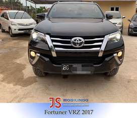 Fortuner VRZ 2017 AT diesel #mirip pajero crv