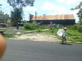Di Jual TanahTepi Ring Road Cocok Buat Gudang