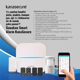 Smart Alarm Murah Medan Kanasecure W20.