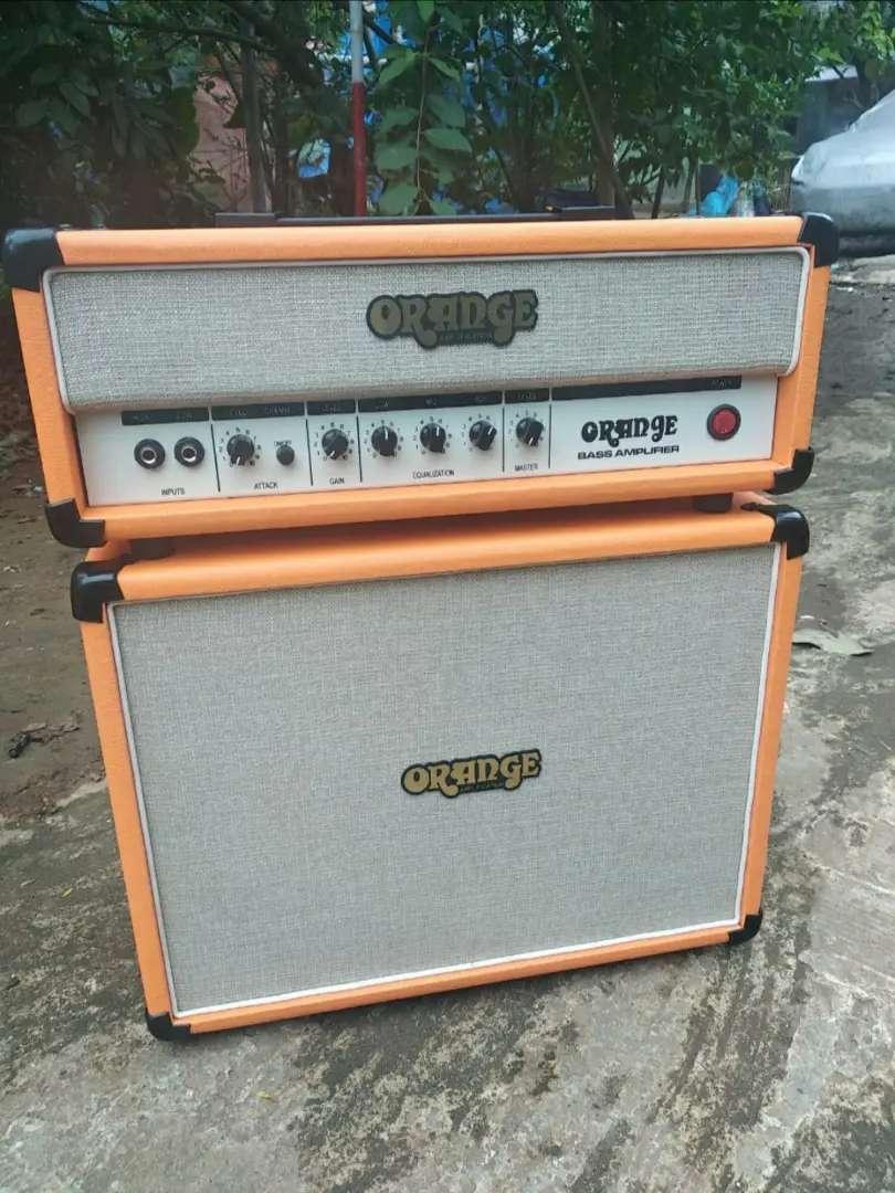 Bass Amplifier 10inc Head 0