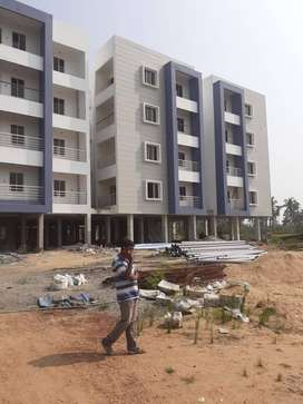 1,2& 3 BHK Ready to move flat Rs 18.6 lakhs onwards near sai temple