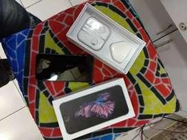 jual cepet iphone 6s 64gb mulpis ex distri