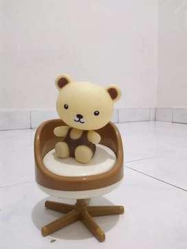 Beruang musik/musik box