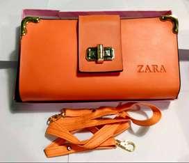 Tas clutch Zara Import