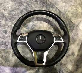 Mercedes Benz AMG Steering Available