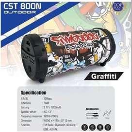 speaker  portable simbadda cst800n bluetooth