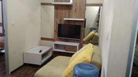 Bulanan sewa di menteng square jakarta pusat furniture lengkap 2 kamar
