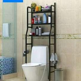 Rak Toilet Organizer Lengkap Tempat Sabun Tissu Odol Dll Spesial Promo