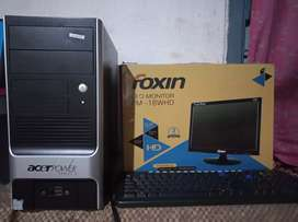 Only 1 week special offer i3-computer set only rs. 8500