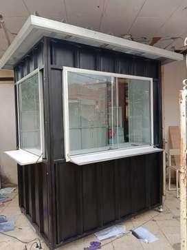 ELEGAN ! Booth usaha keren booth dagang gerobak dagang booth kontainer