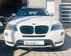 Urgent sale !! BMW X3 xdrive 30D: 258bhp : Single owner