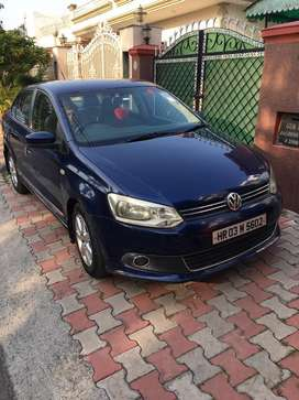 Vento top model highline well equiped car