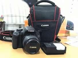 Kamera DSLR EOS 600D original mulus no minus