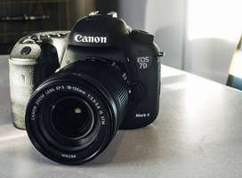 Canon 7d on rent