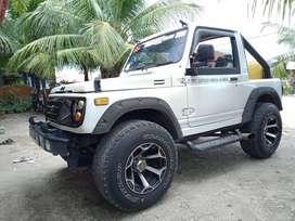 Suzuki Jeep wrangler