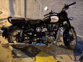 Royal Enfield Classic 500 well maintained 25000 km