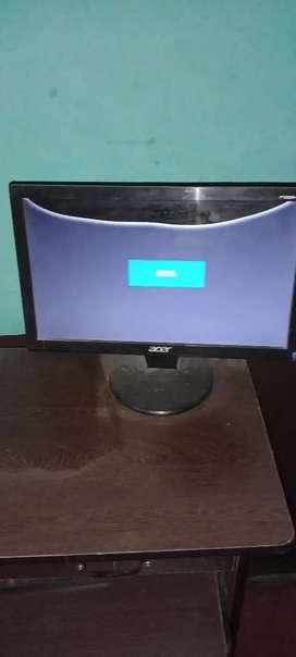 Ups and monitor