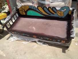 Diwana, comfact deluxe bed, Booster set