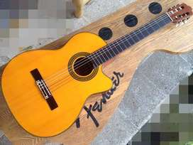 GITAR KLASIK CRAFTER SCT-280EQ MADE IN KOREA ORIGINAL MANTAP