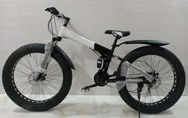Brand new Fat tayre cycle