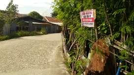 Dijual sebidang tanah