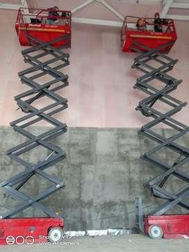 Scissor Lift 16 Meter Murah di karawang