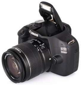CANON 1200D WITH 50MM LENSE