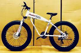 Audi fat tyres cycle sell in kochi