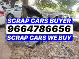 Hus. Salvage old rusted cars scrap buyers