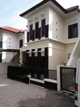 Jual rumah murah 2 lantai di Bantulan Sidoarum Godean Sleman Yogya