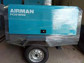 JUAL AIR COMPRESSOR PDS185 BRAND NEW READY STOCK