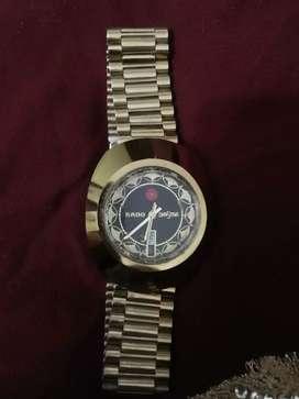 Rado Original Diastar Watch