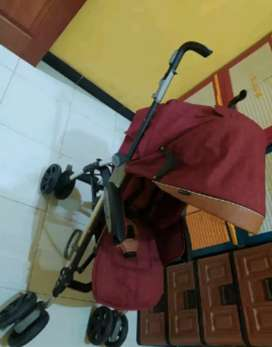 stroller babyelle bayi