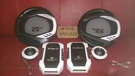 Speaker Split 2-Way Venom Diablo By STEVE VARIASI OLX