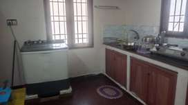 3 bhk fully furnished for girls chakkaraparamb palarivattom
