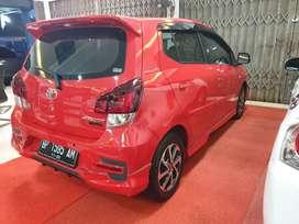 Toyota Agya 1200cc tahun 2018 akhir tangan pertama uang muka 13 juta