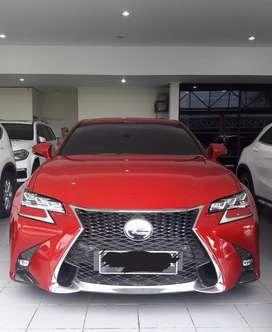 Lexus GS300 F-sporty 2.0at,thn 2017(2018)