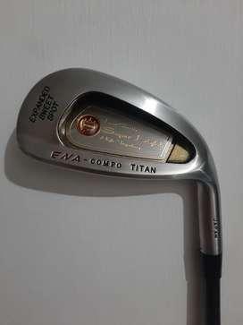(RARE) Vintage Original Stick golf ENA-Japan + golf ball merk fazer