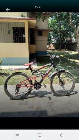 Hero Sprint 21x gears bicycle (Disc break)ultra