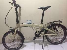 Sepeda polygon edisi pensiun gowes