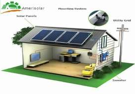 Electrician required for Solar Panel, Inverter Battery & House wiring