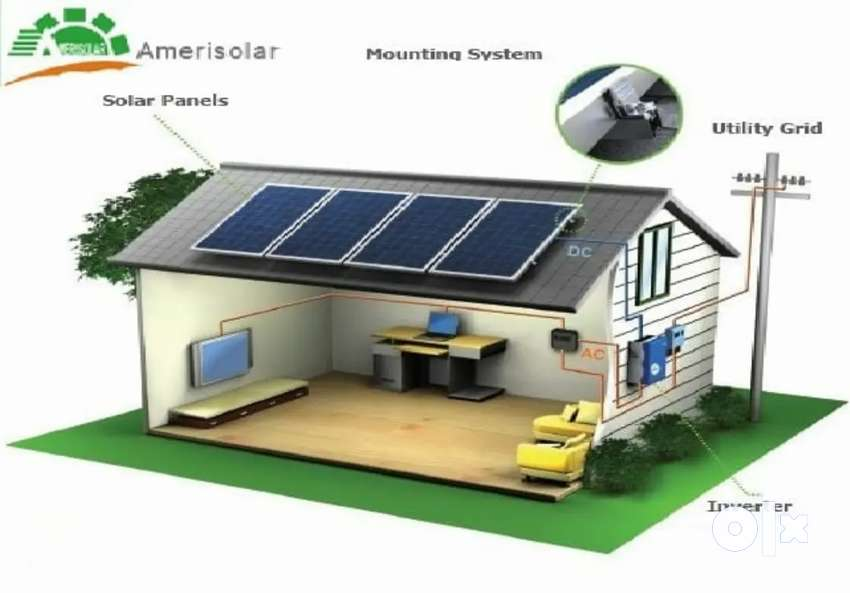 Electrician required for Solar Panel, Inverter Battery & House wiring 0