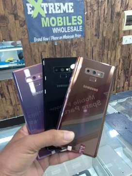 Samsung note 9 128GB  All colours available extreme mobiles township