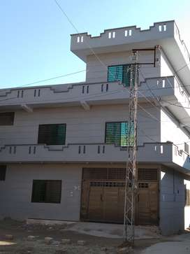 Newly constructed House first nd second floor for rent