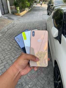 iphone xs max 64 , 256 , 512 gb