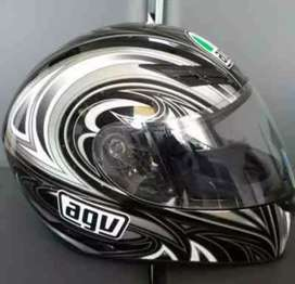 AGV K3 motorcycle helmet - mint like new condition