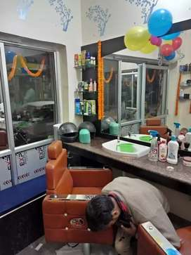 Jannat hair zone & face maker salon