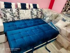 L design sofa